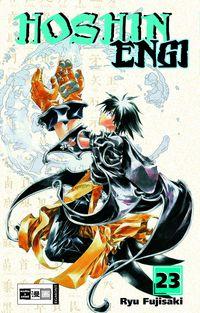 Hier klicken, um das Cover von Hoshin Engi 23 zu vergrößern