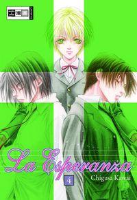 Hier klicken, um das Cover von La Esperanza 4 zu vergrößern