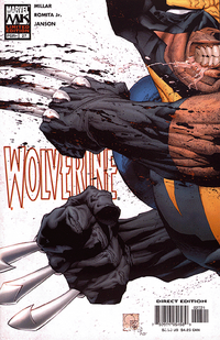 Hier klicken, um das Cover von Wolverine 29 zu vergrößern