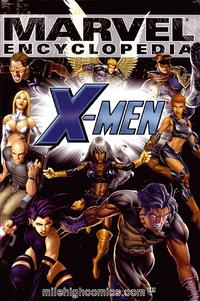 Hier klicken, um das Cover von X-Men Enzyklopae~die zu vergrößern