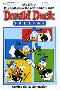 Hier klicken, um das Cover von Donald Duck Spezial 7 zu vergrößern