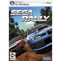 Hier klicken, um das Cover von Sega Rally zu vergrößern