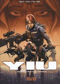 Hier klicken, um das Cover von Yiu 3: Die Kaiserin der Trae~nen zu vergrößern