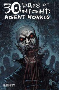 Hier klicken, um das Cover von 30 Days of Night: Agent Norris zu vergrößern