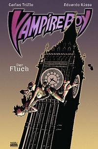 Hier klicken, um das Cover von Vampire Boy 2: Der Fluch zu vergrößern