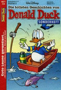 Hier klicken, um das Cover von Donald Duck Sonderheft 230 zu vergrößern
