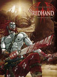 Hier klicken, um das Cover von RedHand 1: Der Preis des Vergessens zu vergrößern