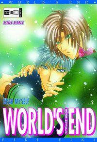 Hier klicken, um das Cover von Dear Myself 2: World's End zu vergrößern