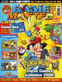 Hier klicken, um das Cover von Game Master 03/06 zu vergrößern
