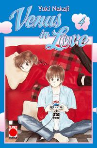 Hier klicken, um das Cover von Venus in Love 4 zu vergrößern