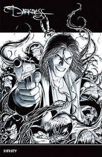 Hier klicken, um das Cover von Darkness - Level 0 Keown-Cover zu vergrößern