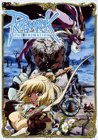 Hier klicken, um das Cover von Ragnaroe~k - The Animation 2 (Anime) zu vergrößern