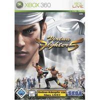 Hier klicken, um das Cover von Virtua Fighter 5 [Xbox 360] zu vergrößern
