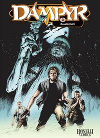 Hier klicken, um das Cover von Dampyr 3: Die Kue~ste der Skelette, Verbotene Zone zu vergrößern