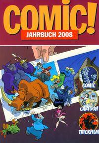 Hier klicken, um das Cover von Comic! Jahrbuch 2008 zu vergrößern