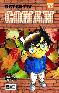 Hier klicken, um das Cover von Detektiv Conan 52 zu vergrößern