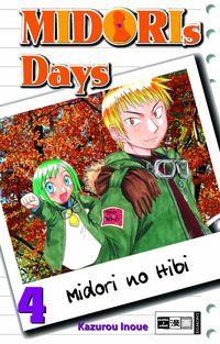Hier klicken, um das Cover von Midoris Days 4 zu vergrößern