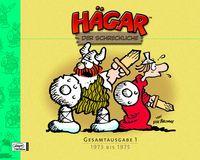 Hier klicken, um das Cover von Hae~gar der Schreckliche Die Gesamtausgabe 1: 1973 - 1975 zu vergrößern