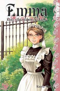 Hier klicken, um das Cover von Emma - Eine viktorianische Liebe 7 zu vergrößern