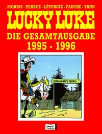 Hier klicken, um das Cover von Lucky Luke: Die Gesamtausgabe 1995-1996 zu vergrößern