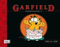 Hier klicken, um das Cover von Garfield Gesamtausgabe 5: 1986-1988 zu vergrößern