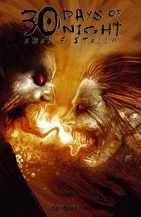 Hier klicken, um das Cover von 30 Days of Night: Eben & Stella zu vergrößern