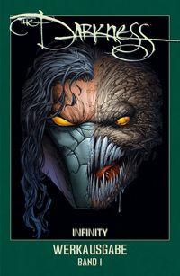 Hier klicken, um das Cover von The Darkness Werkausgabe 1 zu vergrößern