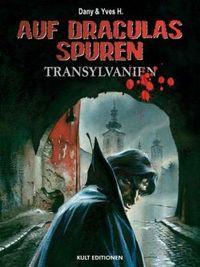 Hier klicken, um das Cover von Auf Draculas Spuren 3: Transylvanien zu vergrößern