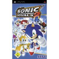 Hier klicken, um das Cover von Sonic Rivals 2 [PSP] zu vergrößern