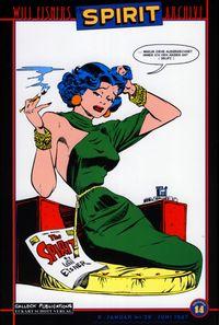 Hier klicken, um das Cover von Spirit Archiv 14: Jahrgang 1947 zu vergrößern