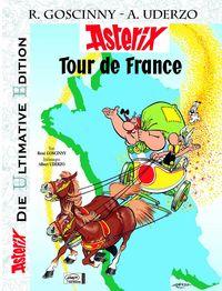 Hier klicken, um das Cover von Die ultimative Asterix Edition 5: Tour de France zu vergrößern