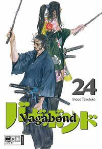 Hier klicken, um das Cover von Vagabond 24 zu vergrößern