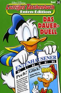 Hier klicken, um das Cover von Lustiges Taschenbuch Enten-Edition 16: Das Dauer-Duell zu vergrößern