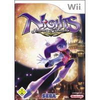 Hier klicken, um das Cover von Nights - Journey of Dreams  [Wii] zu vergrößern