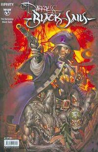 Hier klicken, um das Cover von Darkness Black Sails zu vergrößern