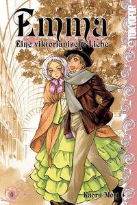 Hier klicken, um das Cover von Emma - Eine viktorianische Liebe 8 zu vergrößern