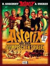 Hier klicken, um das Cover von Das offizielle Buch zum Film: Asterix bei den Olympischen Spielen zu vergrößern