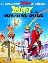 Hier klicken, um das Cover von Asterix bei den Olympischen Spielen zu vergrößern