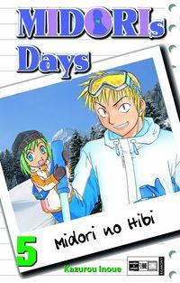 Hier klicken, um das Cover von Midoris Days 5 zu vergrößern