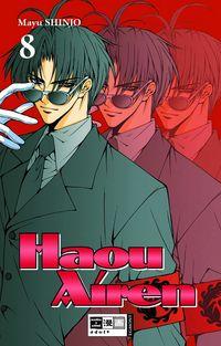 Hier klicken, um das Cover von Haou Airen 8 zu vergrößern