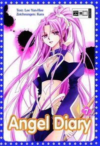 Hier klicken, um das Cover von Angel Diary 7 zu vergrößern