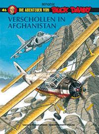 Hier klicken, um das Cover von Buck Danny 46: Verschollen in Afghanistan zu vergrößern