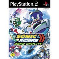 Hier klicken, um das Cover von Sonic Riders - Zero Gravity [PS2] zu vergrößern