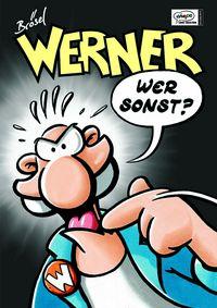 Hier klicken, um das Cover von Werner Sammelbae~nder 3 zu vergrößern