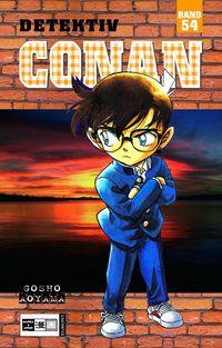 Hier klicken, um das Cover von Detektiv Conan 54 zu vergrößern