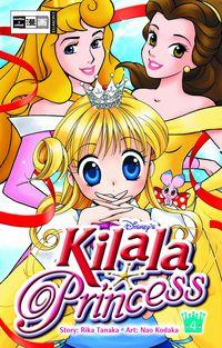 Hier klicken, um das Cover von Kilala Princess 4 zu vergrößern