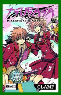Hier klicken, um das Cover von Tsubasa RC 15 zu vergrößern