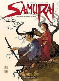 Hier klicken, um das Cover von Samurai 2: Die sieben Quellen von Akanobu zu vergrößern