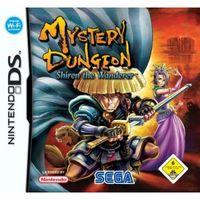 Hier klicken, um das Cover von Mystery Dungeon - Shiren the Wanderer  [DS] zu vergrößern