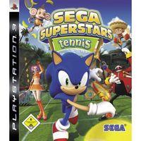 Hier klicken, um das Cover von Sega Superstars Tennis  [PS3] zu vergrößern